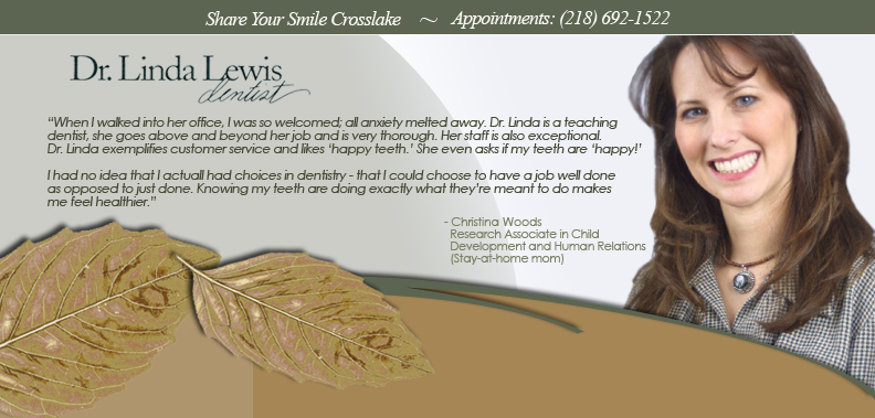 Dr. Linda Lewis | Cosmetic & Restorative Dentistry | Schedule an Appointment